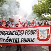 Soignants en colère : «Il faut qu'on augmente les salaires et qu'on arrête de fermer les hôpitaux!»