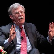 Trump veut bloquer la parution du livre de John Bolton