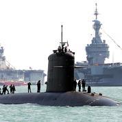 Incendie du sous-marin Perle : incertitude sur les opérations navales à venir