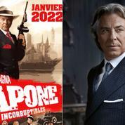Roberto Alagna portera la balafre d'Al Capone dans une comédie musicale