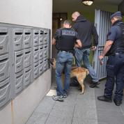 Violences à Dijon : de la drogue et des cocktails molotov saisis