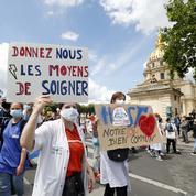 Hôpital : une hausse des salaires dès juillet, selon un projet d'accord