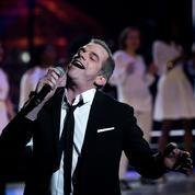 À Bercy, Garou donne le «la» pour le premier concert avec spectateurs depuis la pandémie
