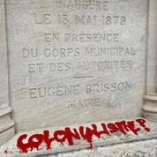 Le maire de Bourges s'indigne du taggage de la statue de Jacques Coeur