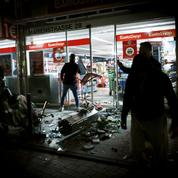 Violences urbaines à Stuttgart: Merkel condamne du vandalisme «ignoble»