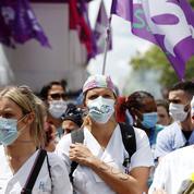Hôpital : les soignants vont de nouveau défiler le 30 juin