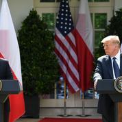 Trump estime que Duda fait «un travail fantastique» en Pologne