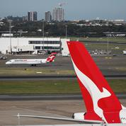 Coronavirus: la compagnie Qantas va supprimer 6000 postes