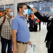 À Orly, quelques dizaines d'avions au départ pour une reprise prudente