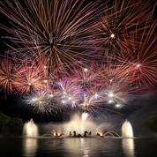 Les «Grandes Eaux Nocturnes» reviennent au Château de Versailles
