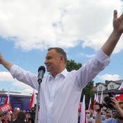 Présidentielle cruciale en Pologne, sous le regard de l'UE et de Washington