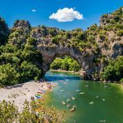 L'Ardèche pleine nature: cinq expériences à vivre