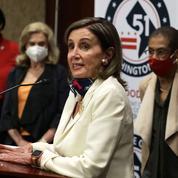 Nancy Pelosi appelle à faire de Washington le 51e Etat américain