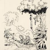 Record aux enchères pour un dessin de Spirou signé Franquin