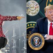 Les Rolling Stones menacent Trump de poursuites judiciaires s'il utilise un de leurs hits