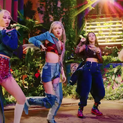 Le groupe de K-Pop Blackpink bat le record du clip le plus visionné sur YouTube en une journée