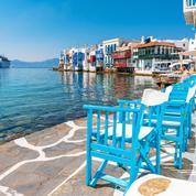 Covid-19 : un QR code pour dépister les touristes en Grèce