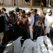 Bangladesh: au moins 32 morts dans le naufrage d'un ferry