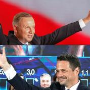 Pologne: vers un second tour entre le président sortant Duda et le libéral Trzaskowski
