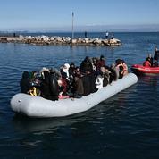 Grèce: une barrière flottante bientôt installée pour stopper les flux migratoires