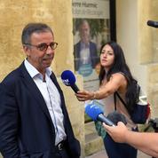 Bordeaux : le maire EELV Pierre Hurmic regrette le manque de «dignité républicaine» d'Alain Juppé