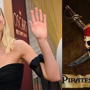 Mille sabords ! Margot Robbie part à l'abordage des Pirates des Caraïbes pour Disney