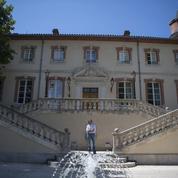 Un château de Marseille offre ses murs aux maîtres du graffiti new-yorkais