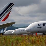Air France pourrait supprimer plus de 7500 postes d'ici fin 2022