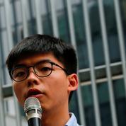 Hongkong : Joshua Wong quitte son mouvement pro-démocratie