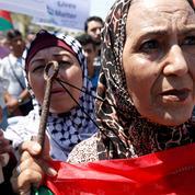 Des milliers de Gazaouis manifestent contre le projet israélien d'annexion