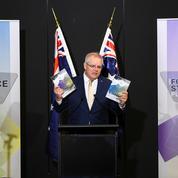 Australie: face à la hausse des tensions avec la Chine, le gouvernement renforce sa défense