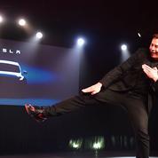Tesla détrône Toyota en Bourse