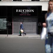 Fauchon, affecté par le Covid-19, placé en redressement judiciaire