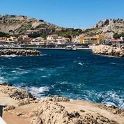 Escale dans le quartier des Goudes, le Marseille du bout du monde
