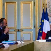 «Au contraire» : comment Macron a semé le trouble sur l'avenir de Philippe à Matignon