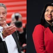 Alain Delon vote Samia Ghali dans la bataille à gauche pour la mairie de Marseille