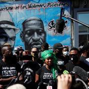 Seine-Saint-Denis : la fresque en hommage à George Floyd et Adama Traoré vandalisée