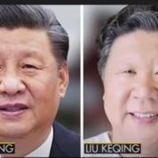 Un chanteur qui ressemble trop au président Xi Jinping censuré par la Chine sur TikTok