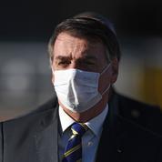 Brésil: le port du masque encore assoupli par Bolsonaro