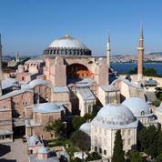 La Russie inquiète des intentions turques pour Sainte-Sophie