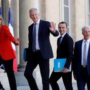 Ce que révèlent les nouveaux portefeuilles des ministres chargés des dossiers économiques