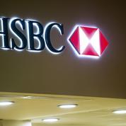 HSBC va supprimer 235 postes en France dans sa division de banque d'investissement
