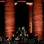Riccardo Muti rend un hommage musical aux «gardiens de Palmyre», victimes de Daech