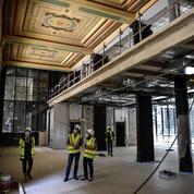 Hôtel de luxe, boutiques, brasserie... L'ancienne poste du Louvre fait peau neuve