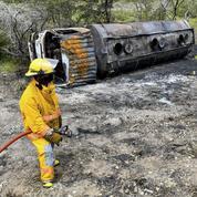 Explosion d'un camion en Colombie: 18 morts et des blessés atteints du covid-19