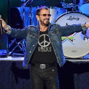 L'ex-Beatles Ringo Starr fête ses 80 printemps en ligne et sans McCartney