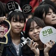 Les fans chinois de K-pop, nouveaux activistes au service de Pékin