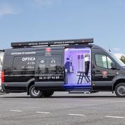 Optical Center lance des camions mobiles pour équiper les Français