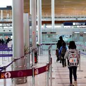 Aéroport désert, masque obligatoire... À bord d'un des premiers vols Paris-Barcelone