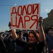 Russie: des perquisitions visant des détracteurs du pouvoir